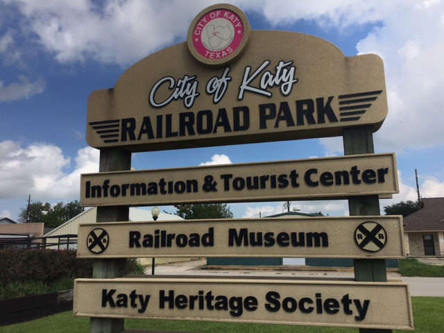 City Of Katy Railroad Park
