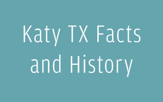 Katy History | Katy MKT Railroad | Katy TX Facts and History