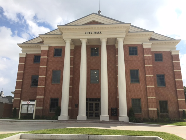 Katy city hall
