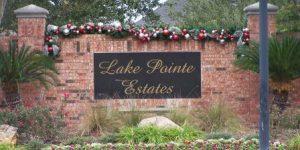 lake pointe estates