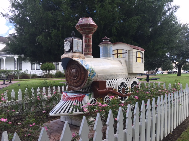 Little Katy TX Train