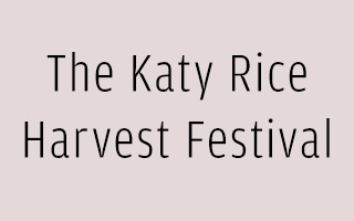 The Katy Rice Harvest Festival